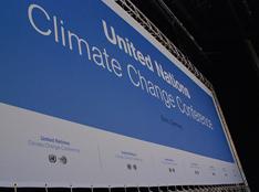 Tianjin climate talks