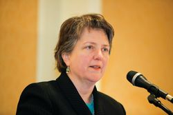 Deputy Sec. of Ag. Kathleen A. Merrigan at HFHP